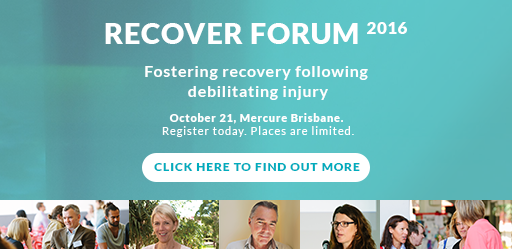 Recover Forum 2016
